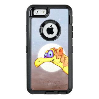 ALIEN Apple iPhone 6/6s DS COUCOU VOGEL-   2 OtterBox iPhone 6/6s Hülle
