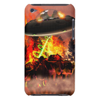 Alien BB--qfall Barely There iPod Cover