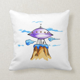 Alien-Berg Kissen