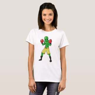 Alien-Boxer T-Shirt