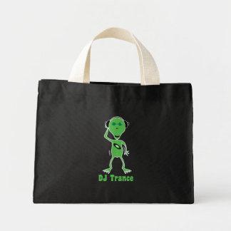 Alien DJ-Trance-Taschen-Tasche
