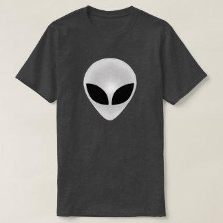 Alien-dunkler HauptT - Shirt