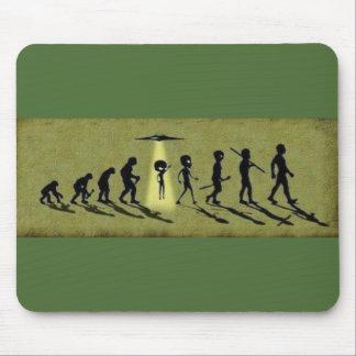 Alien-Evolutions-Mausunterlage Mousepad
