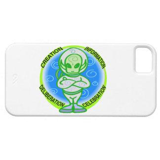 Alien-Feier Etui Fürs iPhone 5