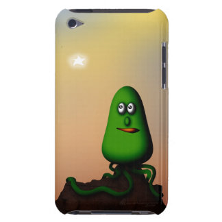 Alien-Felsen-Hülse, Case-Mate iPod Touch Hülle