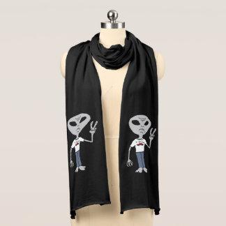 Alien-Gläubiger Schal
