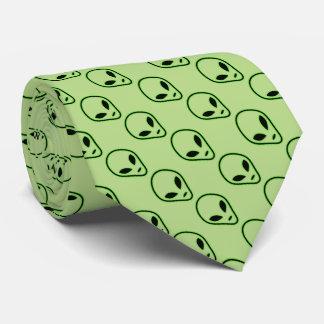 Alien-Krawatte Krawatte