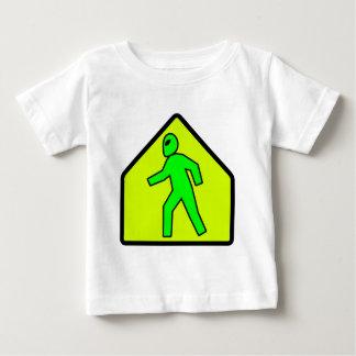Alien-Kreuzung Baby T-shirt