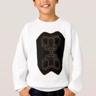 Alien-Medaillon Sweatshirt