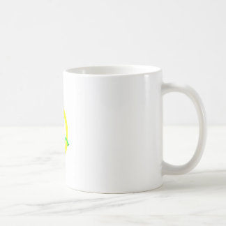 Alien nicht menschlich kaffeetasse
