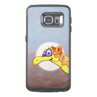 ALIEN Samsungs-Galaxie S6 COUCOU VOGEL-2 RAND SS