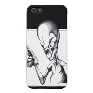 Alien-Sonde Schutzhülle Fürs iPhone 5