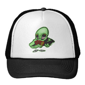 Alien-Spieler Kultmütze