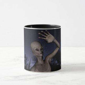 Alien-Tasse Tasse