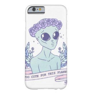 Alien-Telefon-Kasten Barely There iPhone 6 Hülle