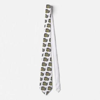 Alien-Ursprung Krawatte