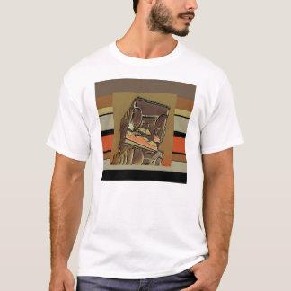 Alienartefaktporträt T-Shirt