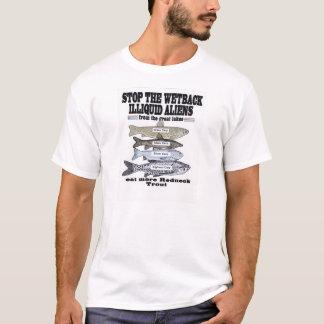 alienfische T-Shirt