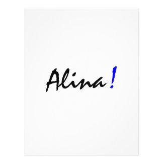 Alina Flyers