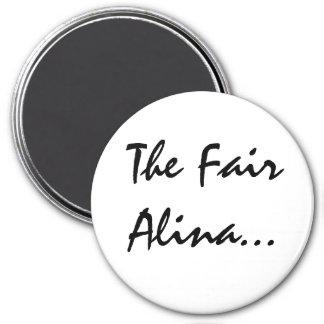 Alina mit keltischer Bedeutung Magnete