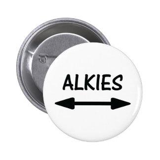 alkies Ikone Anstecknadelbutton