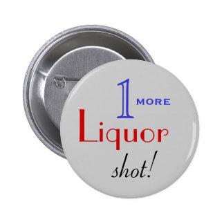 Alkohol Runder Button 5,1 Cm