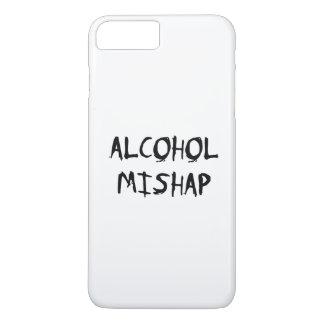 Alkohol-Unglück iPhone 8 Plus/7 Plus Hülle