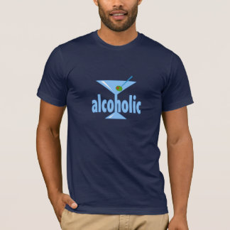 Alkoholiker T-Shirt