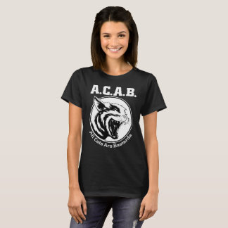 All Cats are Bastards! T-Shirt