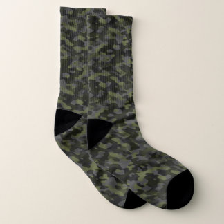 All-Over-Print Socks, Tarnung Socken
