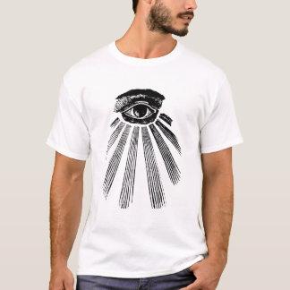 All-Sehen des Auges T-Shirt