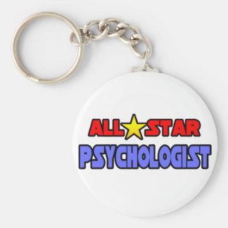 All-Star- Psychologe Schlüsselanhänger