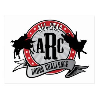 All-Star- Rodeo Postkarte