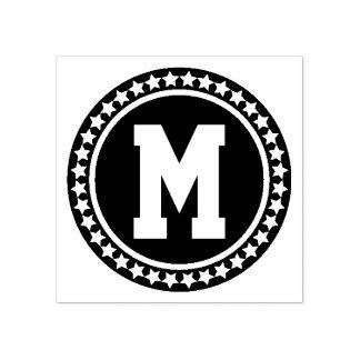 All-Star- Uni-Monogramm Gummistempel