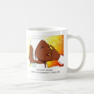 Allahu Akbar Kaffeetasse