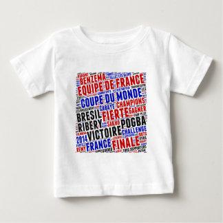 Alle Anhänger der blauen Baby T-shirt