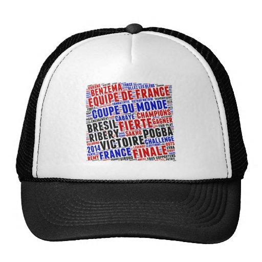 Alle Anhänger der blauen Kult Cap