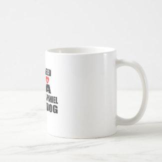 Alle benötigen Sie Liebe CLUMBER SPANIEL Kaffeetasse