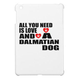 Alle benötigen Sie Liebe-DALMATINISCHE iPad Mini Hülle