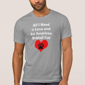 Alle, die ich benötige, ist Liebe und eine T-Shirt