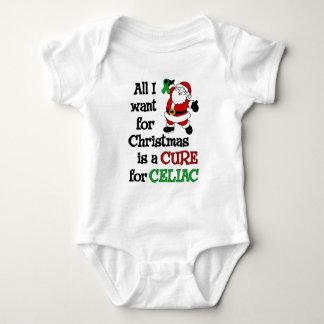 Alle, die ich für das abdominale Weihnachten… will Baby Strampler