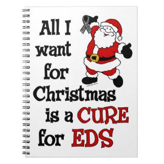 Alle, die ich für Weihnachten… EDS will Spiral Notizblock
