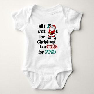 Alle, die ich für Weihnachten… PTSD will Baby Strampler