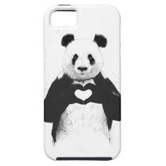 Alle, die Sie benötigen, ist Liebe iPhone 5 Schutzhüllen