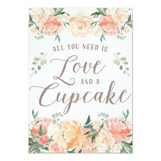 Alle, die Sie benötigen, ist Liebe und eine Karte
