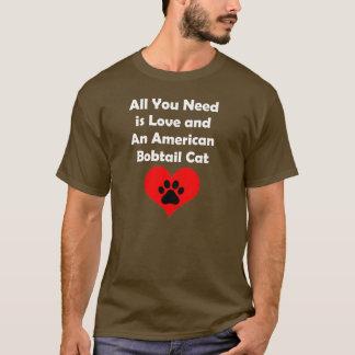 Alle, die Sie benötigen, ist Liebe und eine T-Shirt