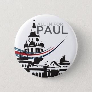 Alle für Paul - Gericht-Knopf Runder Button 5,7 Cm