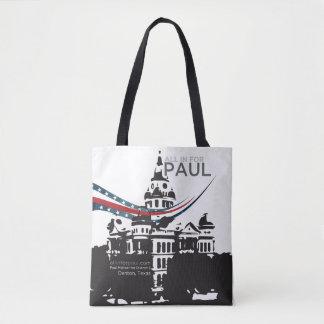 Alle herein für Paul - Taschentasche Tasche