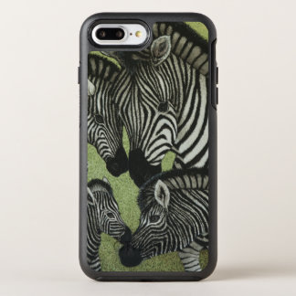 Alle in Schwarzweiss OtterBox Symmetry iPhone 8 Plus/7 Plus Hülle