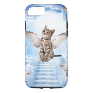 Alle Katzen gehen zum Himmel iPhone 8/7 Hülle